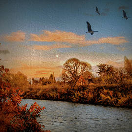 The Autumn Migration by Natalie Holland