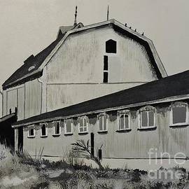 The Barn  by Lise PICHE