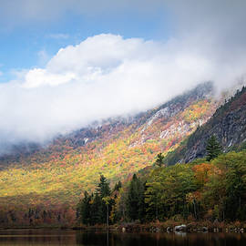 The Basin in Fall Colors by Jeff Folger