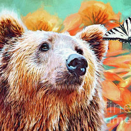 The Bear And The Butterfly by Tina LeCour