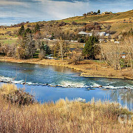 The Beautiful Payette River by Robert Bales