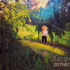 The Beauty of Summer by Miriam Danar