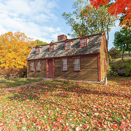 The Birth Place of Abigail Adams by Brian MacLean