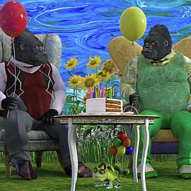 The Birthday Party by Betsy Knapp