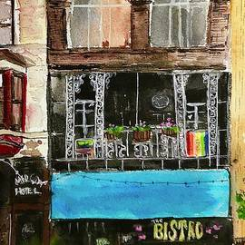 The Bistro by Eileen Backman