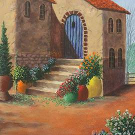 The Blue Door by Louise Williams