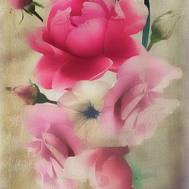 The Blush Is Still On The Rose by Rene Crystal