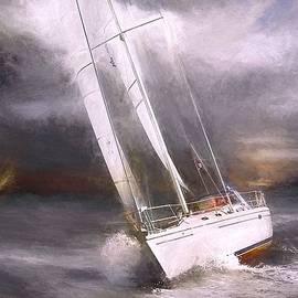 The Boat by Linaji Creating