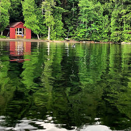 The Boathouse by Amy Baker