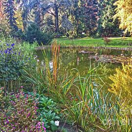The Botanical Garden Zagreb #3 by Jasna Dragun