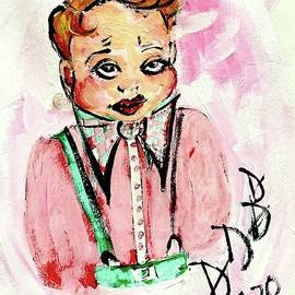 The Boy With The Bow Tie by Debora Lewis
