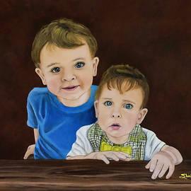 The Boys by Shirley Dutchkowski