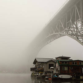 The bridge by Curtis Gregory