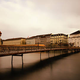 The Bridge, Lucerne by Imi Koetz