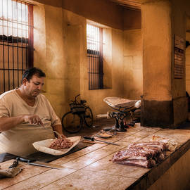 The Butcher by Micah Offman