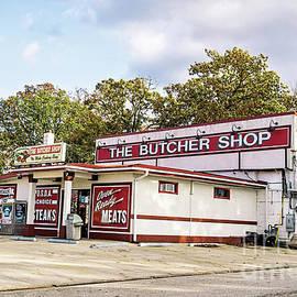 The Butcher Shop by Scott Pellegrin