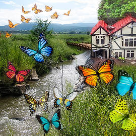 The Butterfly Inn by Brian Wallace