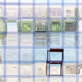 The Chair by Jean OKeeffe Macro Abundance Art