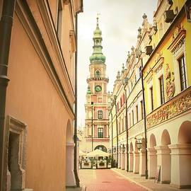 The Charm of Little Towns #2 by Slawek Aniol