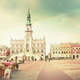 The Charm of Little Towns by Slawek Aniol