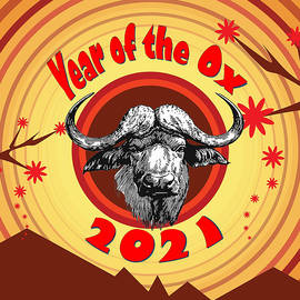 Year of the Ox 2 by Ali Baucom