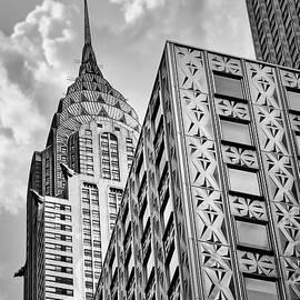 The Chrysler Building - New York City by Stuart Litoff