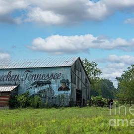 The Chuckey Barn by Nicki McManus