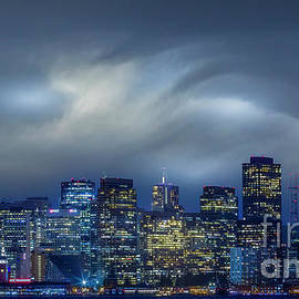 The City By The Bay by Mitch Shindelbower