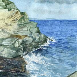 The Cliffs by Tatiana Bushmanova