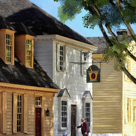 The Colonial Williamsburg Apothecary by Lois Bryan