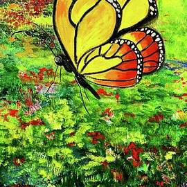 The Butterflies of Bangkit-4 by Belinda Low