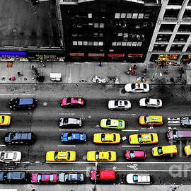 NYC Commute by S Jamieson