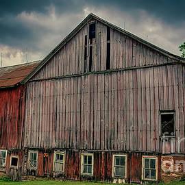 The Corner Barn by Janice Pariza