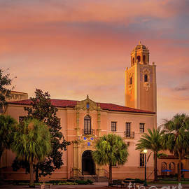 The Courthouse in Sarasota, Florida by Liesl Walsh