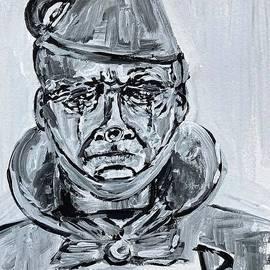 The Crying Tin Man by Debora Lewis