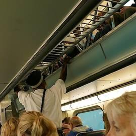 The Daily Commute by Karen Mckenna