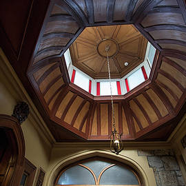 The Dome - Larnach Castle - Otago - New Zealand by Spencer Bush