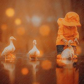The Ducks by Kevin Walker