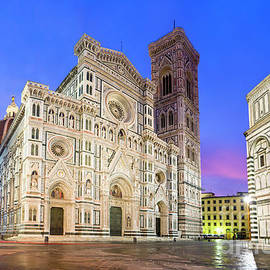 The Duomo, Florence, Tuscany, Italy. by Justin Foulkes