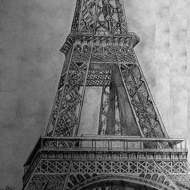 The Eiffel Tower by Irving Starr