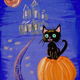 The Fall Things I like about Halloween by Phyllis Kaltenbach