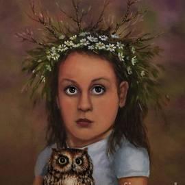The Forest Girl by Sean Conlon