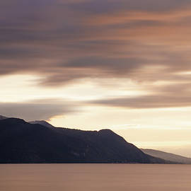 The French Alps and the Lake Geneva by Imi Koetz