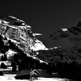 The French Alps, Haute Savoie by Imi Koetz