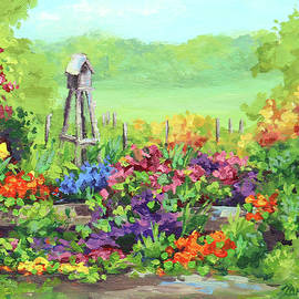 The Garden by Karen Ilari