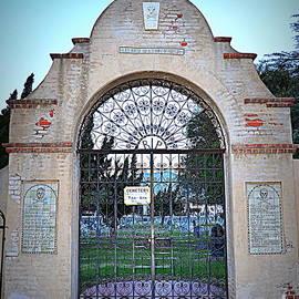The Gate by Tru Waters