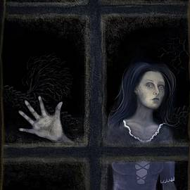 The Ghost of Miss Earnshaw by Philip Harvey