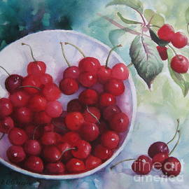 The gift of nature - Cherries by Elena Oleniuc