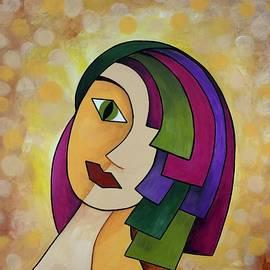 The girl that had a dream by Iuliana O
