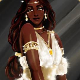 The Goddess of Beauty